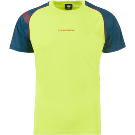 La Sportiva Motion Camiseta Hombre, apple green/opal